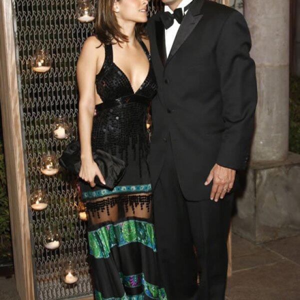 Sylvana Beltrones y Pablo Escudero