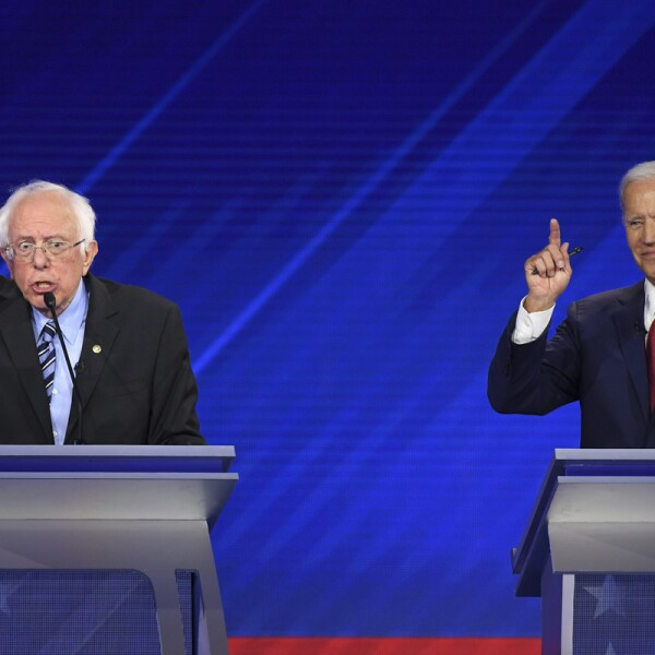 Third Democratic presidential primary debate