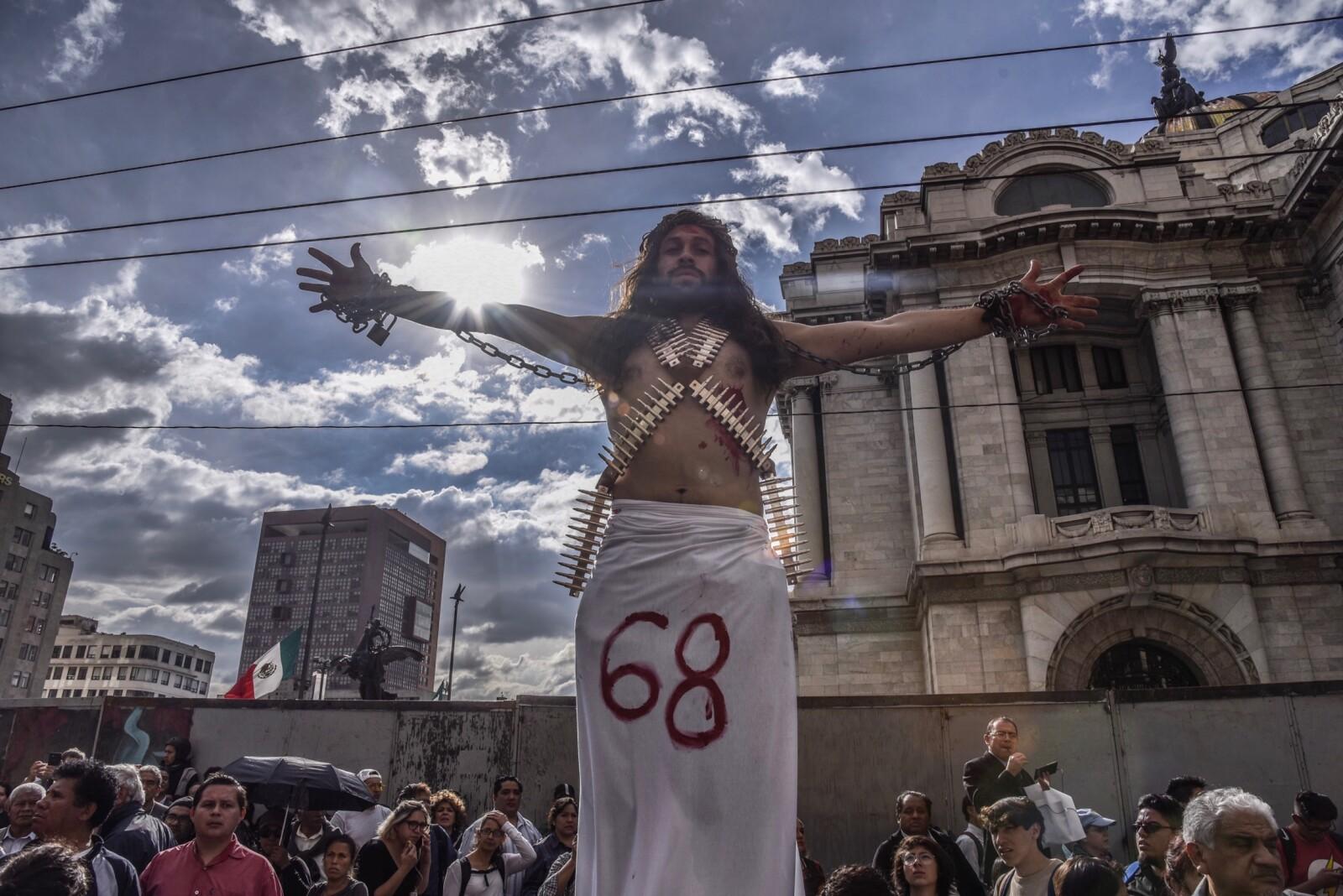 Cristo del 68