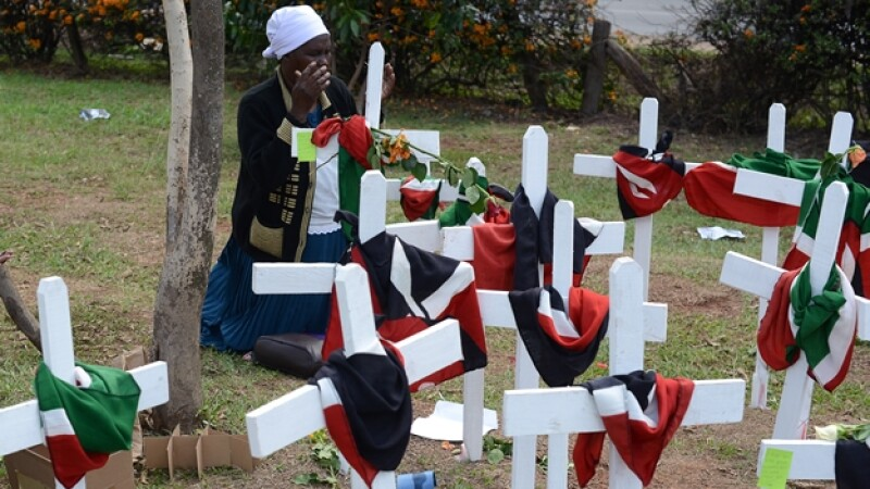 homenaje masacre garissa