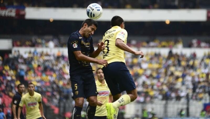 América vs. Pumas Azteca