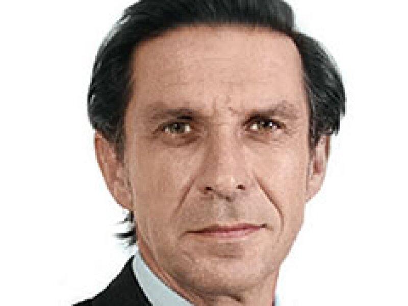Hervé Navellou, director general de L'Oréal México. (Foto: Especial)