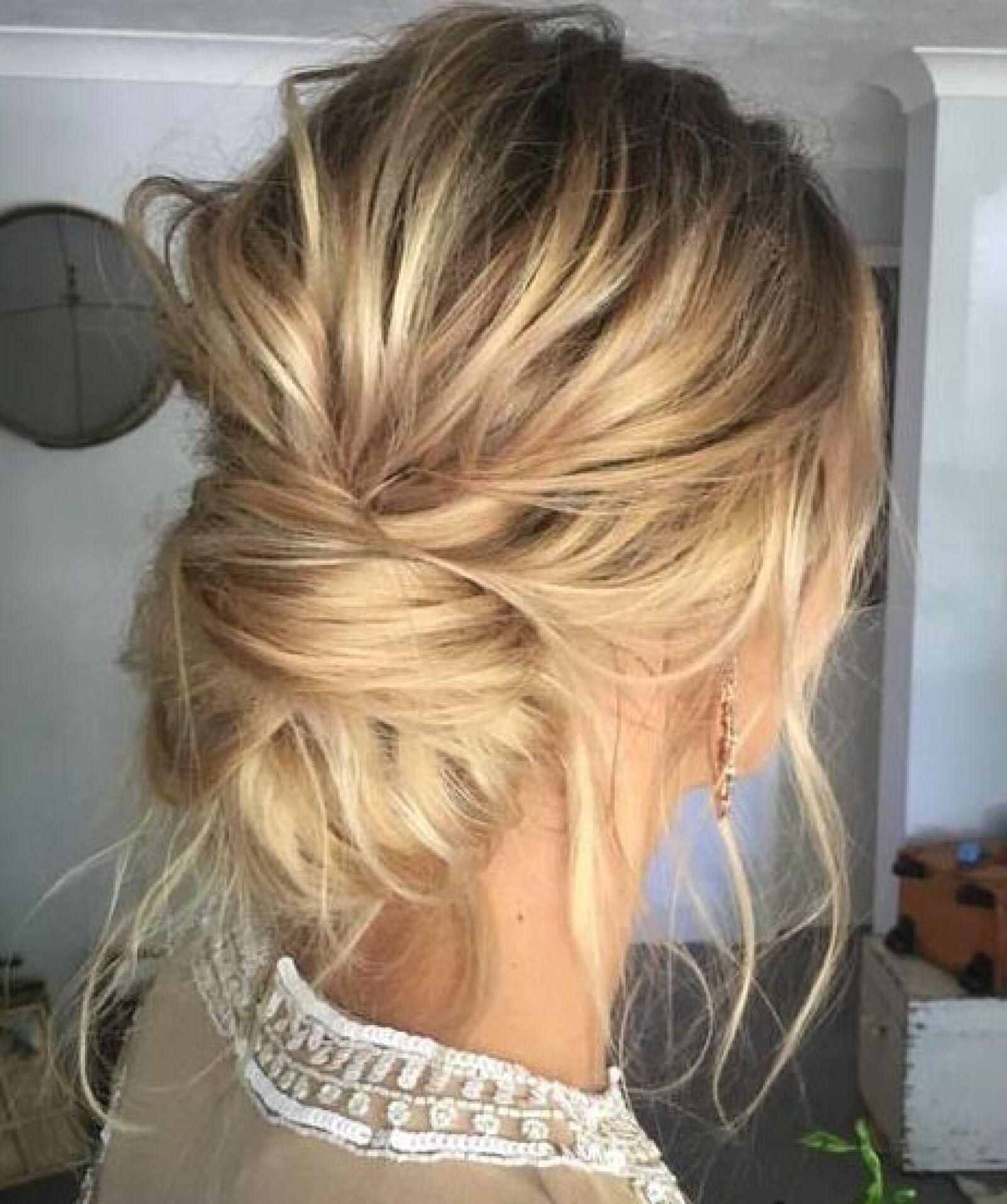 Galería de peinados perfectos para una boda