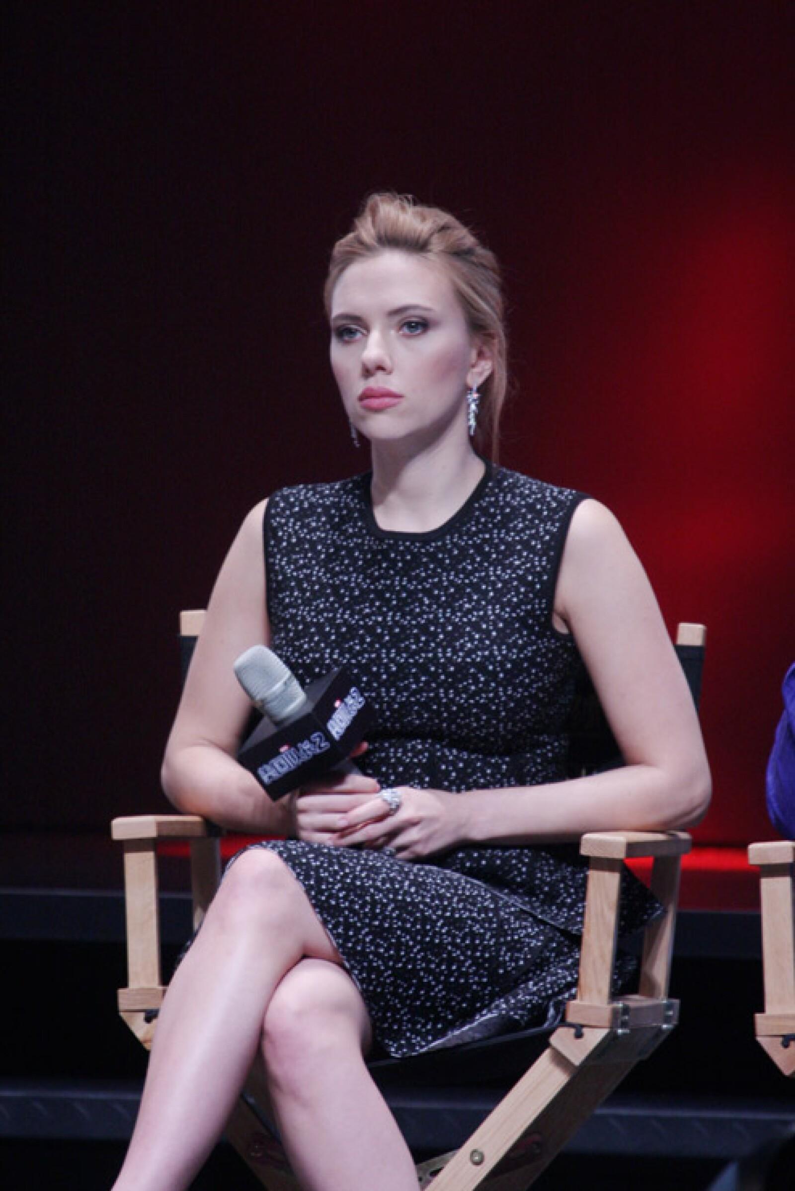 Scarlett Johansson - New York