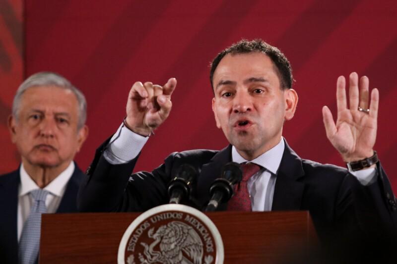 Arturo Herrera Paquete Económico 2020