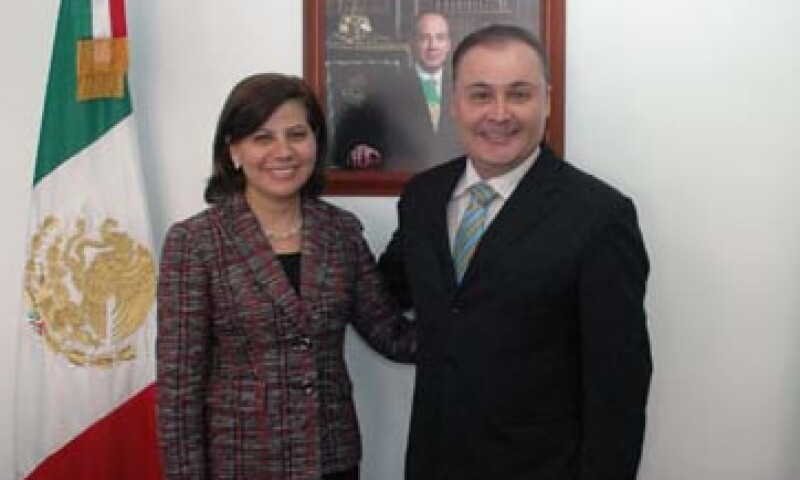 Gustavo Hernández-Vela Kakogui se desempeñará como procurador federal de la Defensa del Trabajo. (Foto: Cortesía Secretaría del Trabajo)