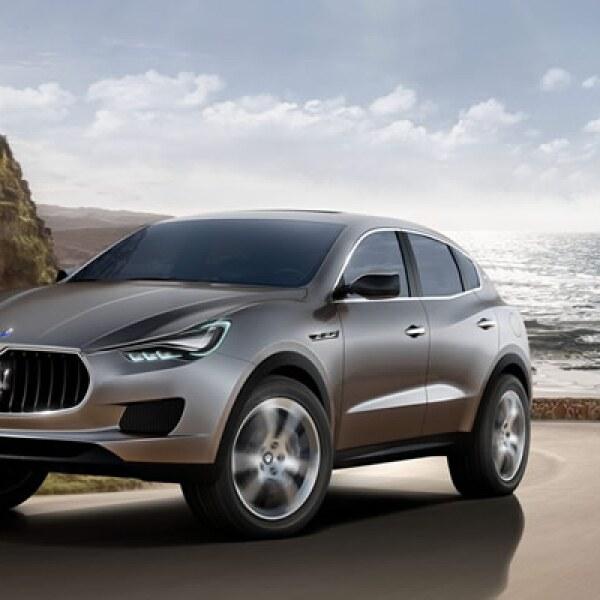 No es la primera vez que la marca italiana de finos deportivos utiliza este nombre. Utiliza como base componentes de una Grand Cherokee  y sumará mecánica de Maserati.