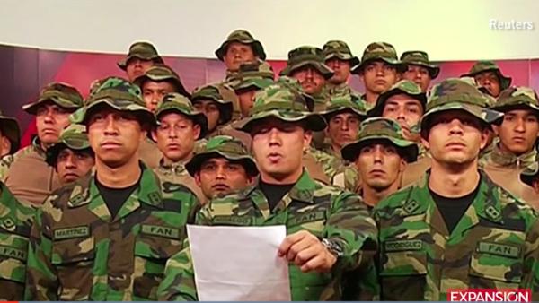 militares maduro