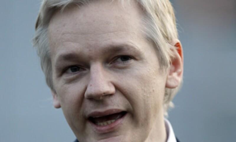 Julian Assange fue arrestado hace casi dos años en Gran Bretaña. (Foto: AP)