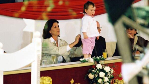 Alexandra Charlotte Ulrike Maryam Virginia nació el 20 de julio de 1999 en Austria.