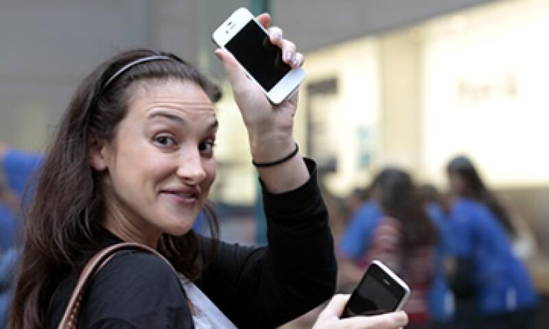 Durante el apagón, las preguntas de los usuarios eran respondidas por Siri con una disculpa. (Foto: Reuters)