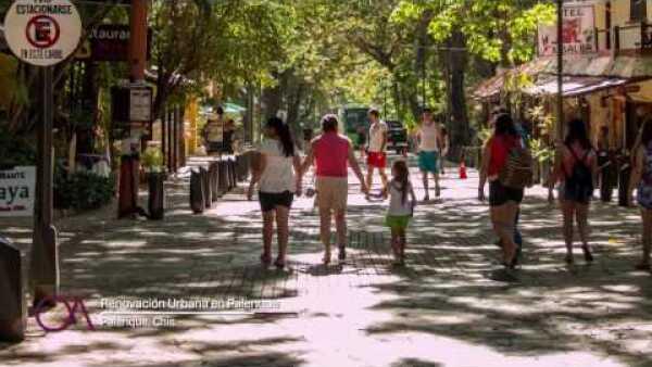 Renovación Urbana Palenque, la Obra del Año en categoría Urbanismo