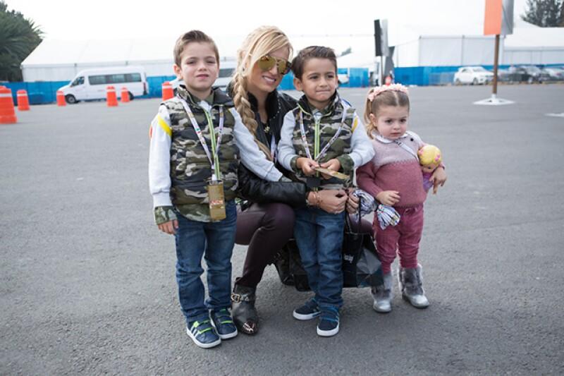 Fórmula 1 Gran Premio de México 2016