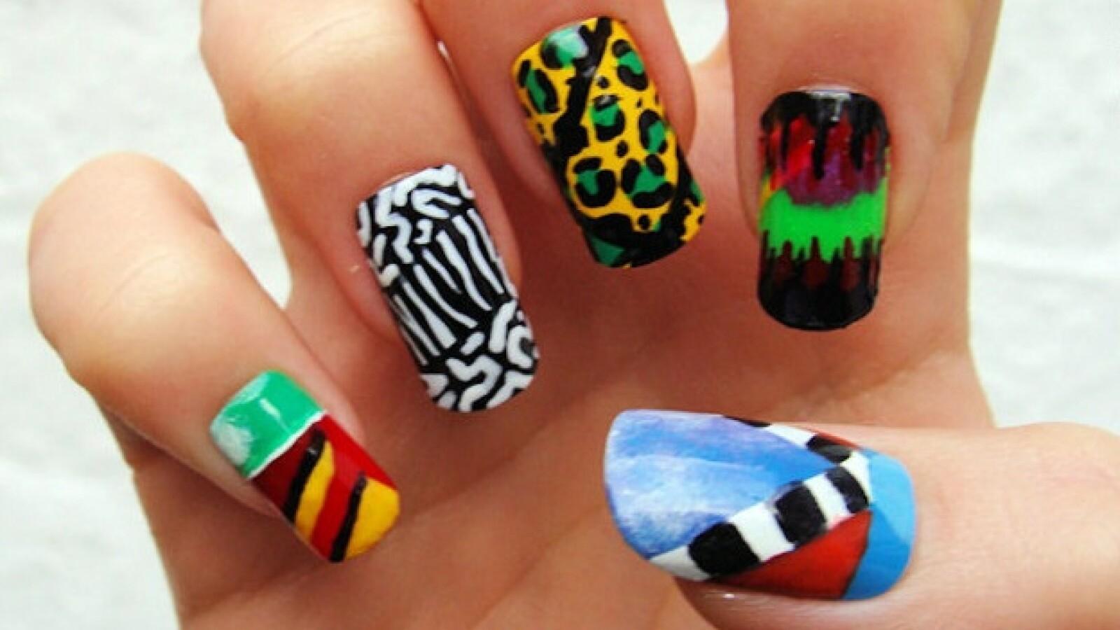 galeria uñas arte nail art