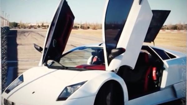 Lamborghini casero