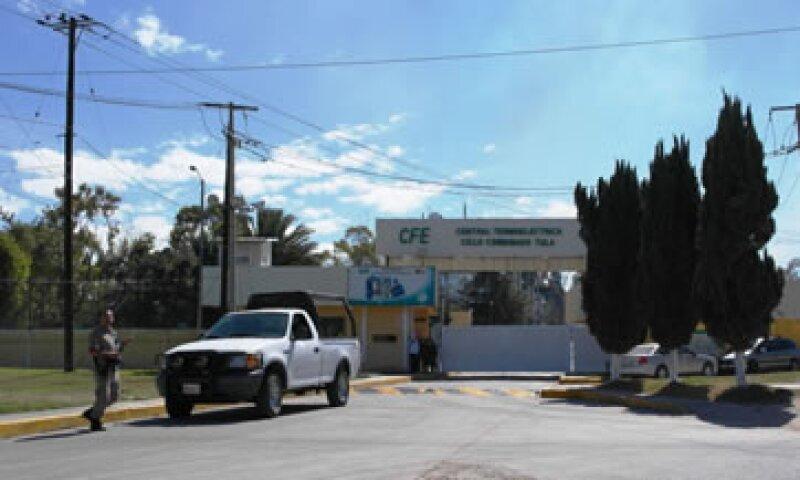 El estallido no afectó la operación de las instalaciones, afirmó la paraestatal. (Foto: Cuartoscuro)