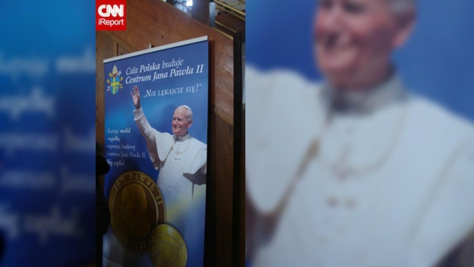 iReport Juan Pablo II Polonia03