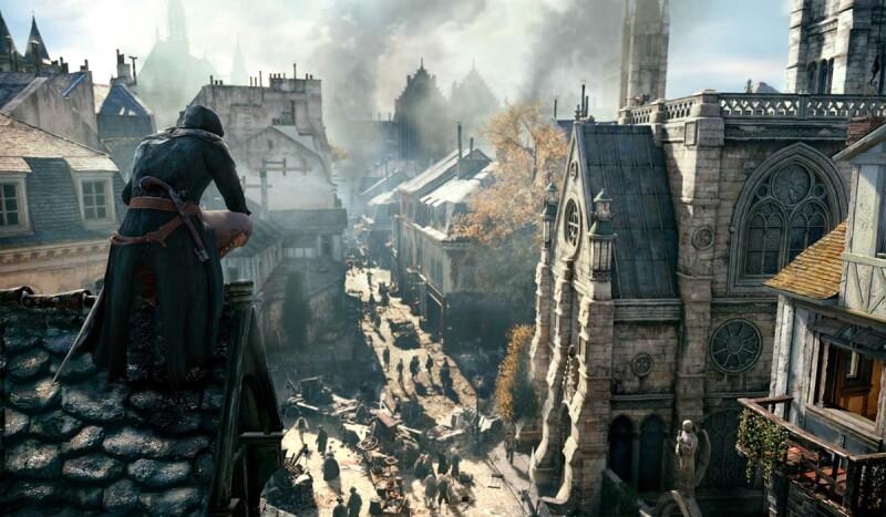 Assassins - París - Notre-Dame