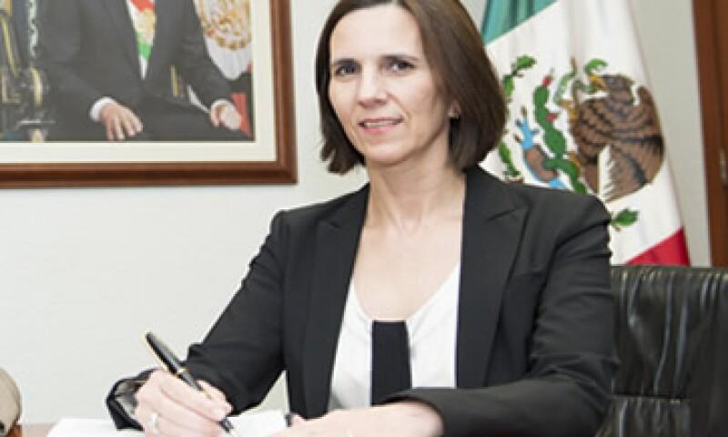 La Sener espera que la Ronda Uno atraiga 12,600 mdd anuales, dijo a subsecretaria de hidrocarburos de la Sener, Lourdes Melgar. (Foto: Cuartoscuro)