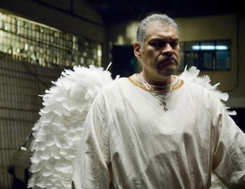 Joaquín Cosío da vida a un policía judicial cuya única ilusión es la pastorela de su vecindad.