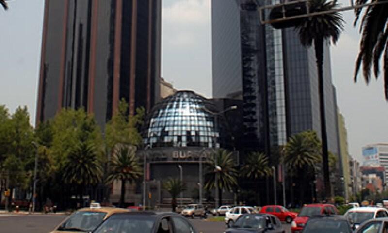 La Bolsa Mexicana de Valores cayó en línea con los mercados mundiales. (Foto: Notimex)