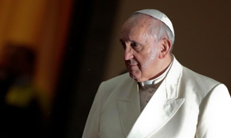 El Papa se ha identificado con los pobres desde su elección el año pasado. (Foto: Reuters)