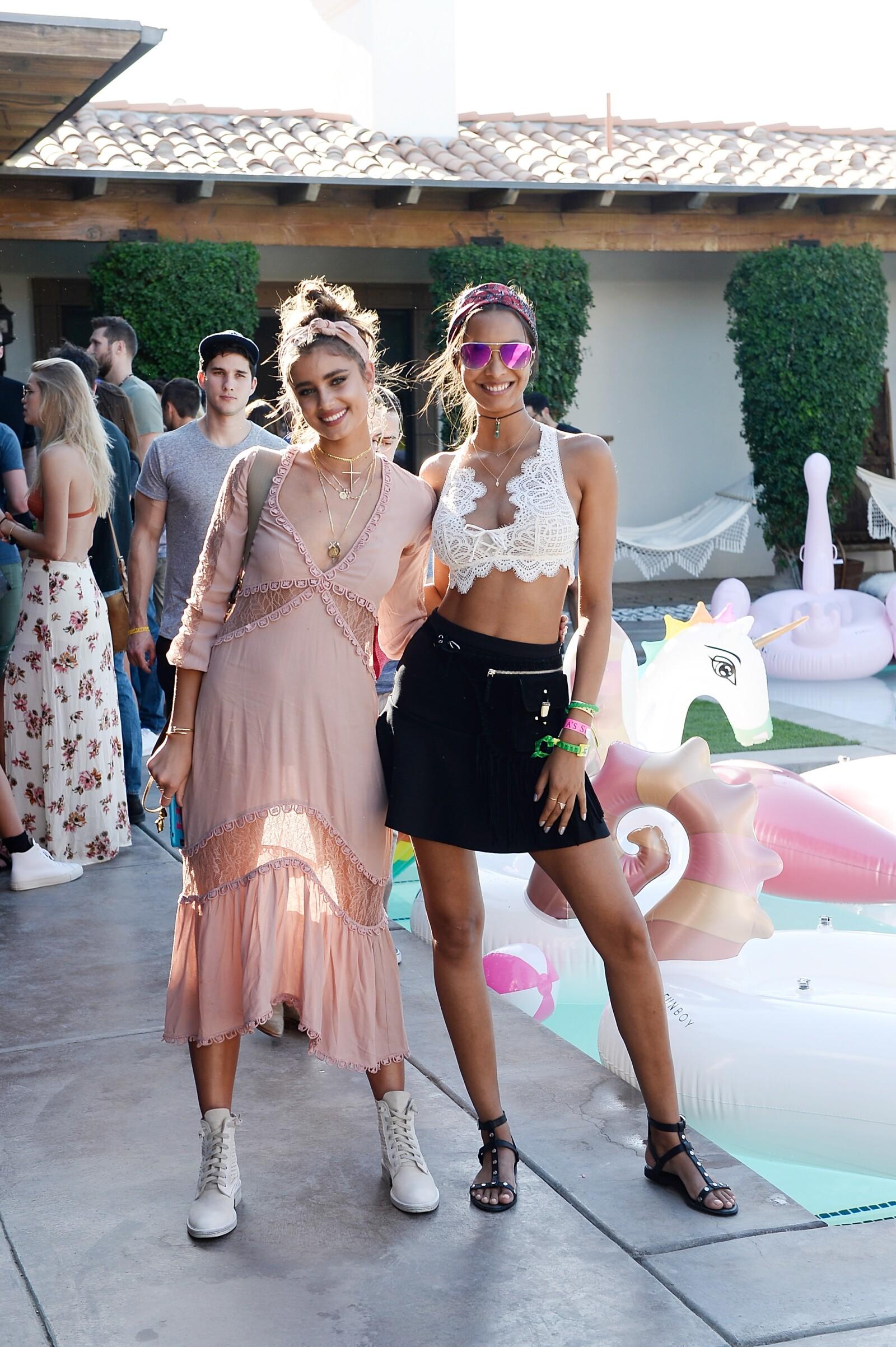 Coachella looks 2017