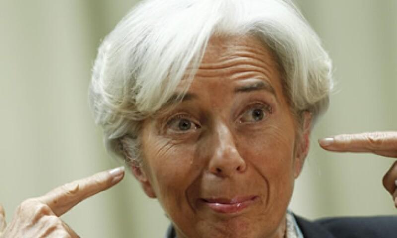 La máxima responsable del FMI instó a los países de la zona euro a encontrar una solución colectiva e integral a la crisis. (Foto: Reuters)