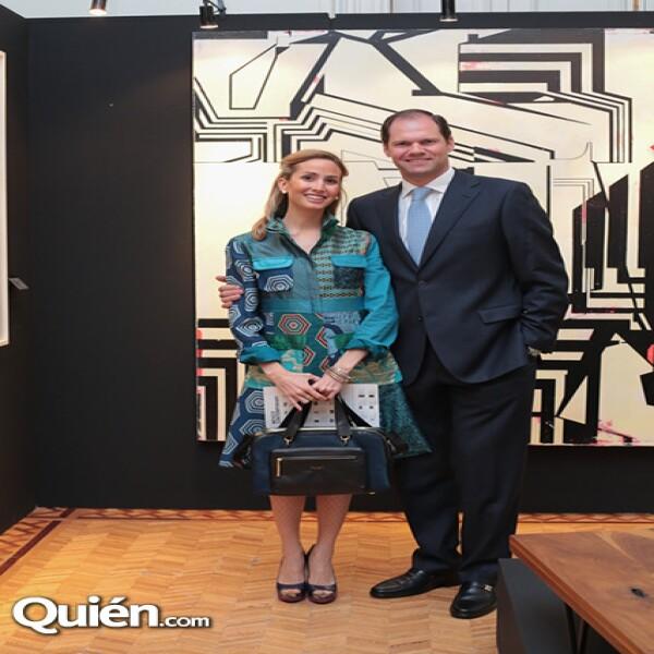 María González, Fernando González
