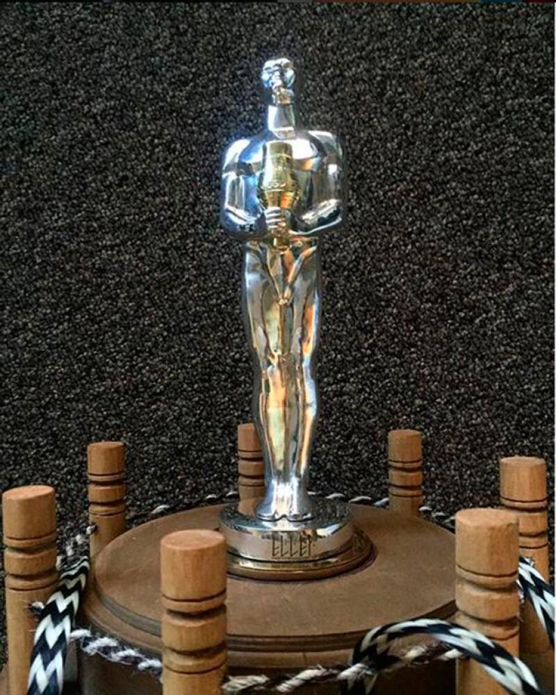 El actor fue reconocido por los habitantes de Yakutia con este premio.