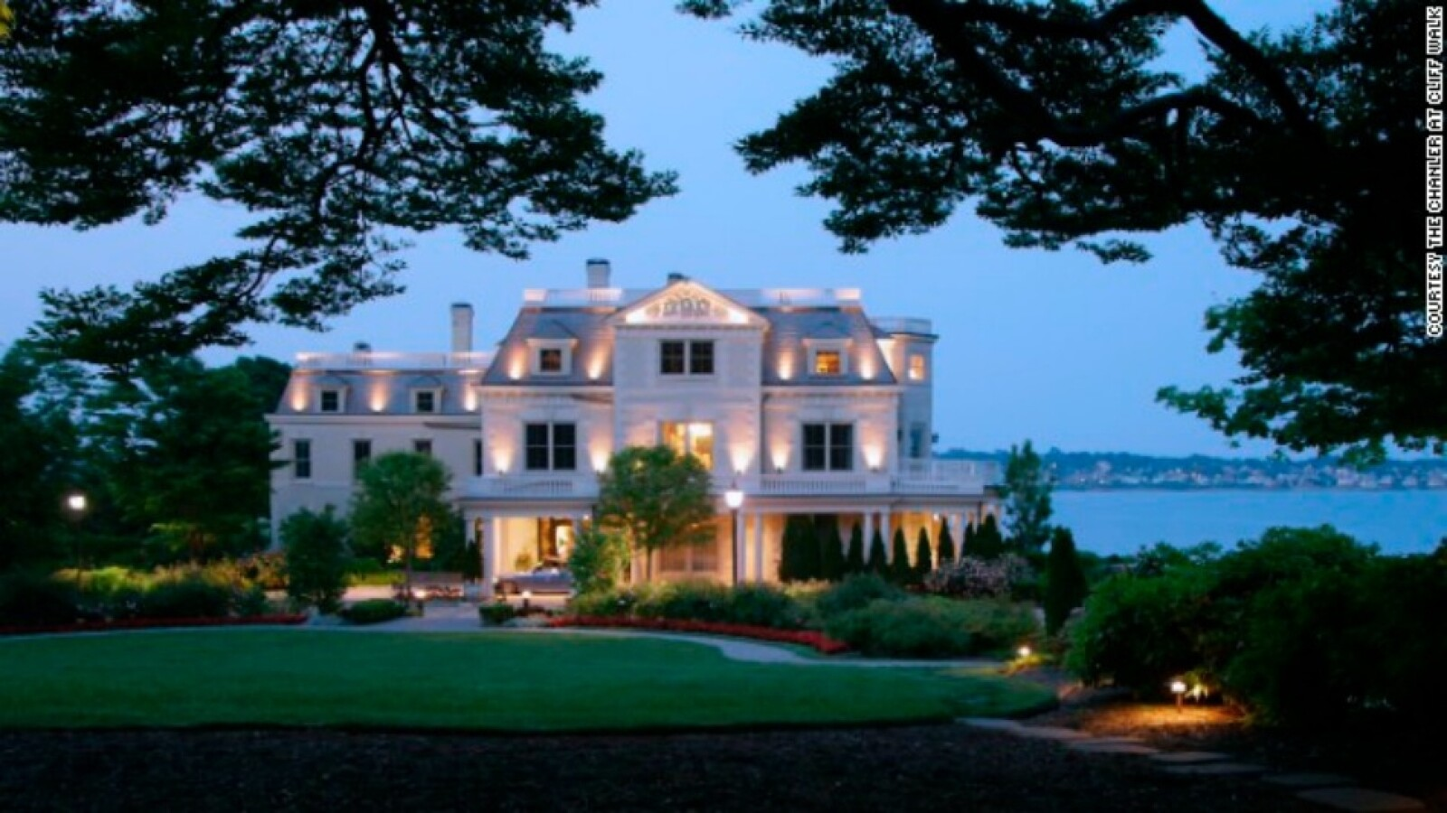 The Chanler at Cliff Walk, Rhode Island