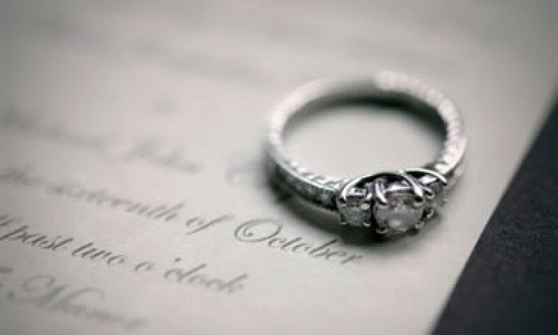 La indemnización es para saldar costos relacionados con la boda y para psicoterapia, afirmó el juez.  (Foto: Thinkstock)
