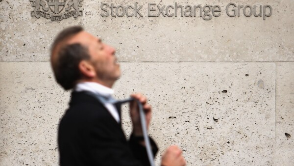 La actual capital financiera de Europa acoge a numerosos bancos europeos y estadounidenses.