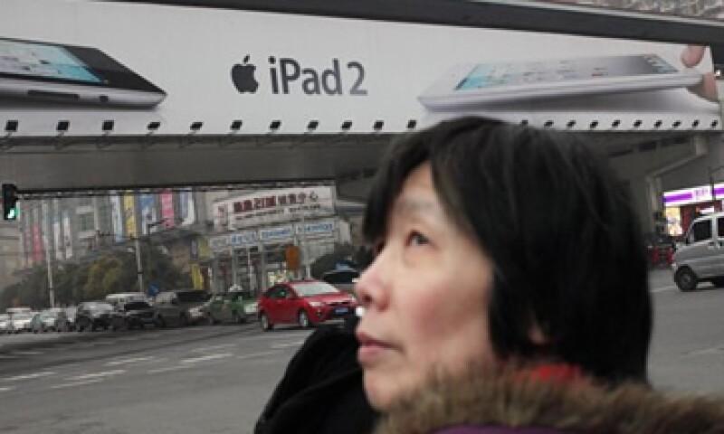 Después de EU, China es el segundo mayor mercado de Apple. (Foto: Reuters)