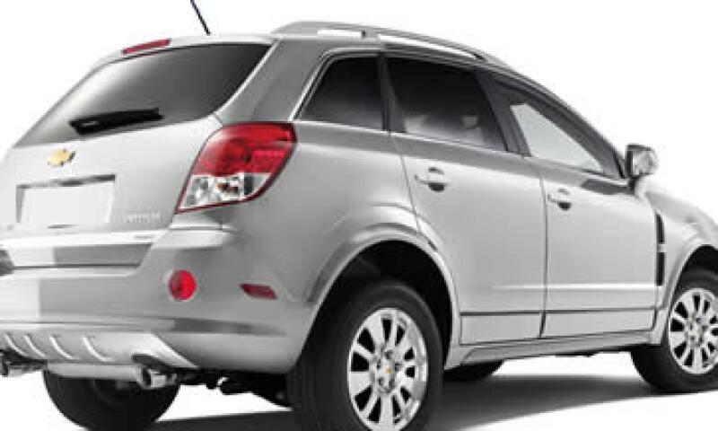 Desde el 21 de diciembre de 2011 General Motors aviso a sus clientes el problema. (Foto: Tomada de chevrolet.com.mx)
