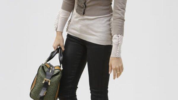 El estilo de Sienna Miller es original y desenfadado.