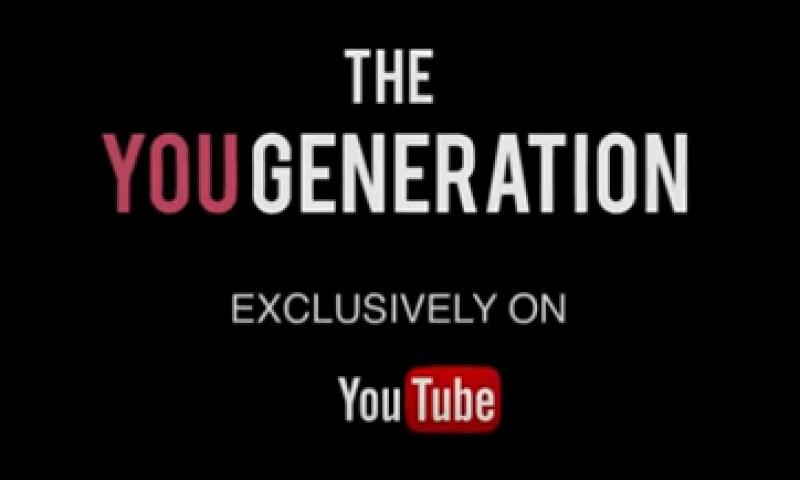 The You Generation estará disponible en 15 idiomas y 26 países. (Foto: Tomada de Youtube.com/yougenerationtv)