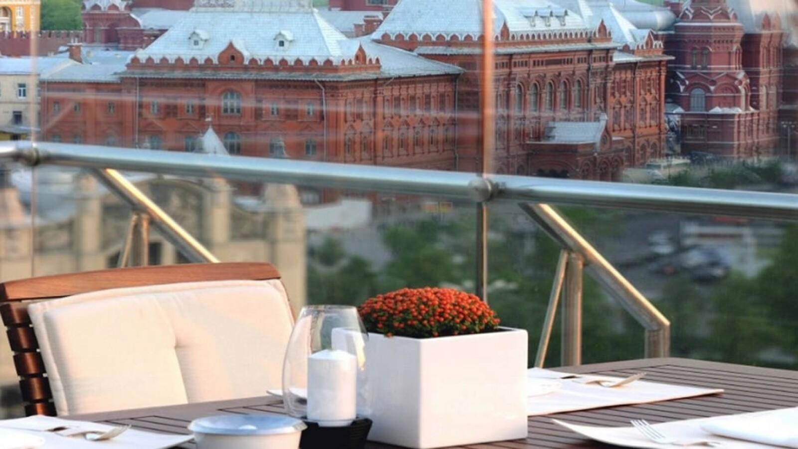 Conservatory Lounge & Bar, Ararat Park Hyatt Moscú