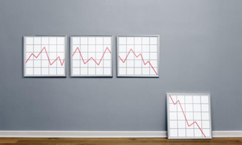 Las encuestas muestran que cada vez hay más pesimismo sobre el crecimiento económico.  (Foto: Getty Images)