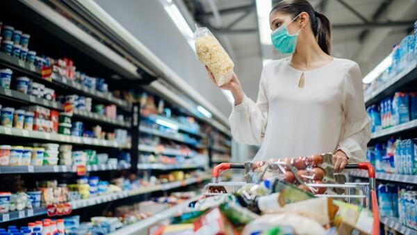 consumo inflación méxico precios