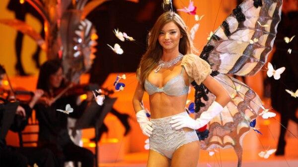 Por seis años Miranda representó con elegancia y belleza a la marca.