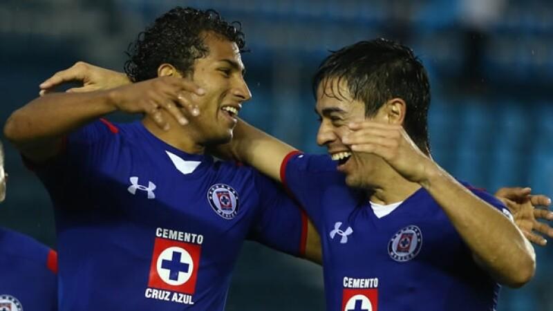 Cruz Azul jornada seis  Joao Rojas