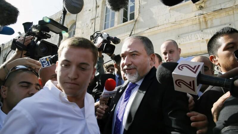 israel, politica, absolucion, carcel
