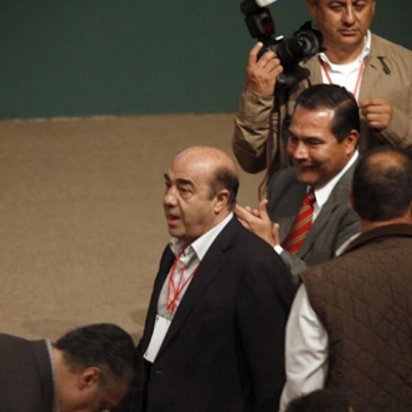 Jesús Murillo Karam políticos PRI voto