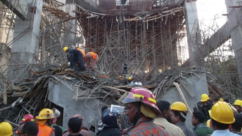 fabrica bangladesh derrumbe