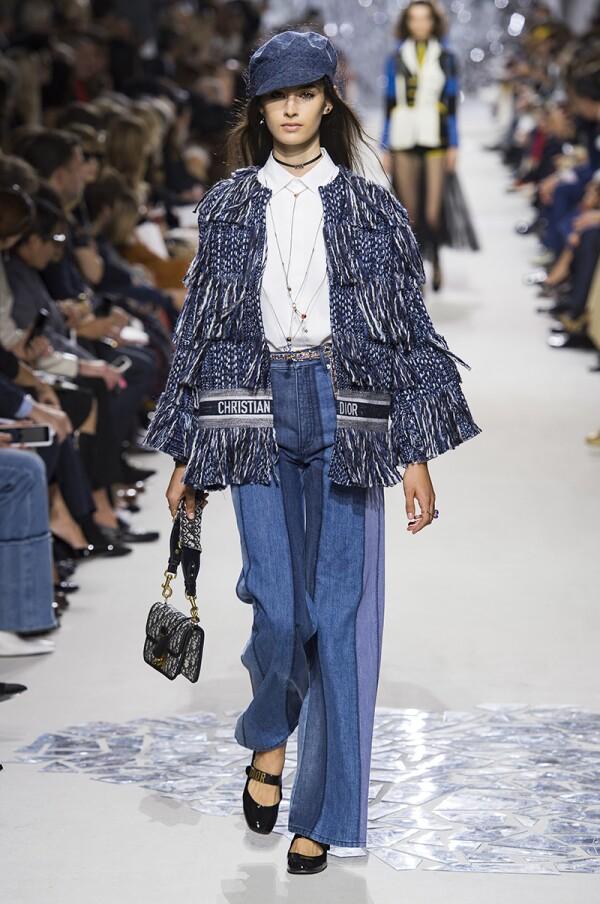 Domenico Dolce And Steffano Gabbana Fashion Show In Milan.