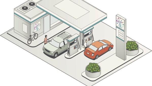 franquicias gasolineros