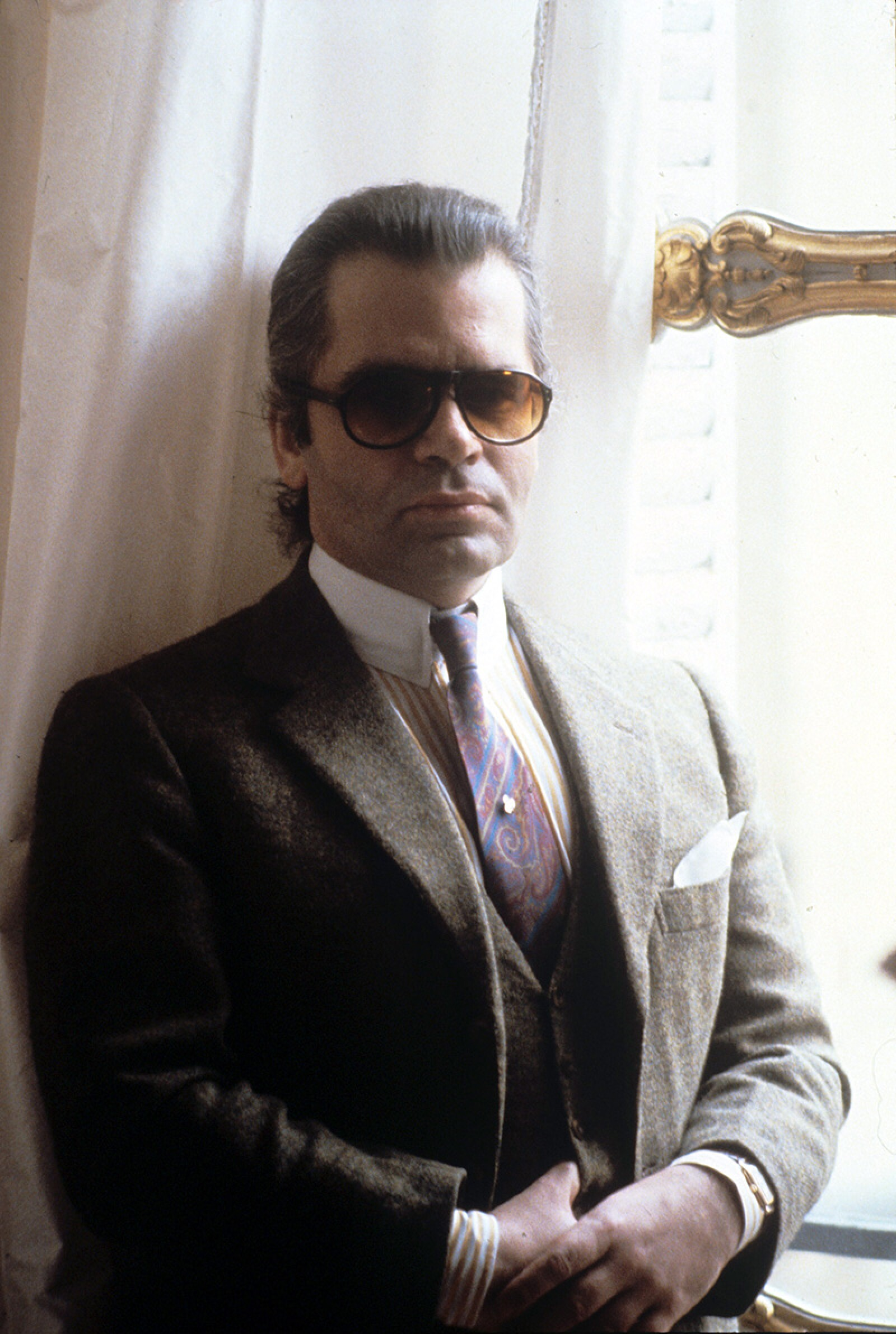 Karl Lagerfeld - 1982