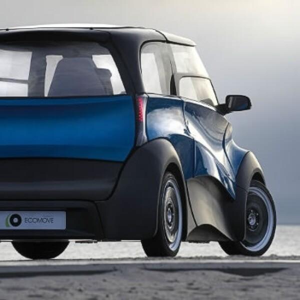 auto eléctrico QBEAK 06