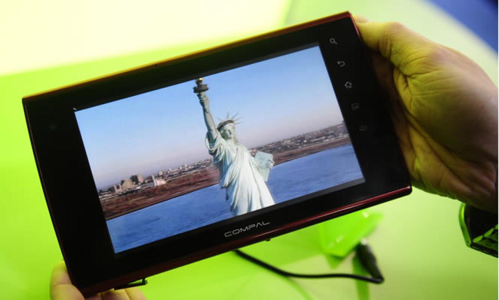 nVidia, la firma de tecnologías y chips para gráficos dio a conocer su dispositivo móvil tipo tableta. El aparato utilizará sus procesadores y algún sistema operativo de código abierto.